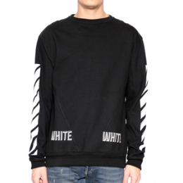 [Off White] 15FW 3D Sweatshirt OMBA001F150040161001