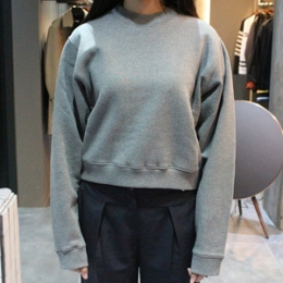 [ACNE] 15fw BIRD F1 Zipper Sweatshirt 1HD146 W30
