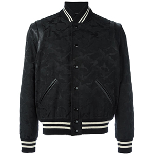 [Saint Laurent] 17ss Teddy CamoJacket 354718 Y008P 1000