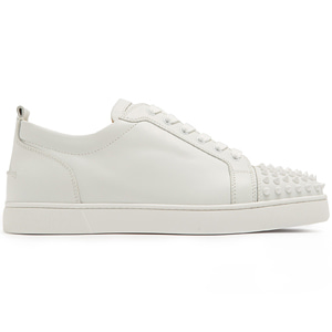 해외배송 [Christian Louboutin] 18ss Louis Junior White Sneakers
