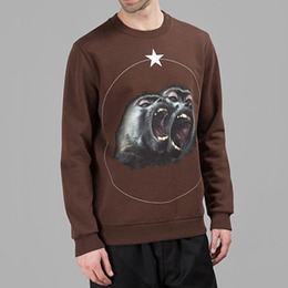 [Givenchy] 16fw Monkeys Sweatshirt 16F7362653 200